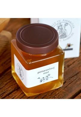 citrusový med