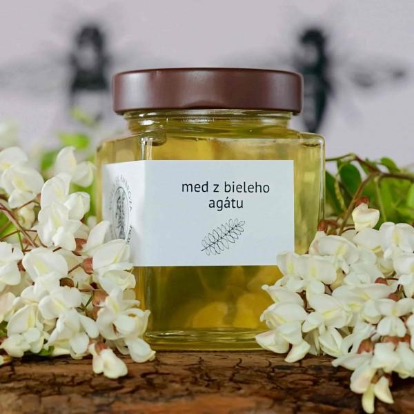 agátový med