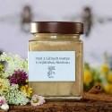 med z divých kvetov s cejlónskou škoricou