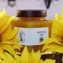slnečnicový med