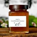 med z čerešňových kvetov