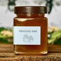 tekvicový med