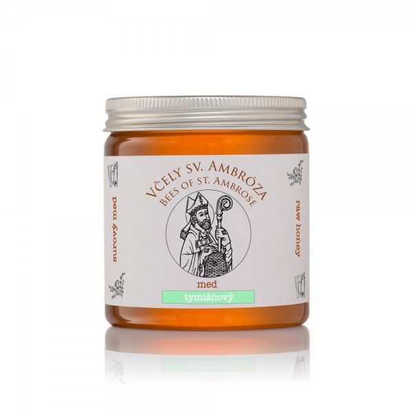 tymiánový med